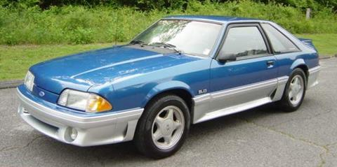 1992 Ford Mustang for sale in Hendersonville, TN