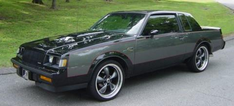 1987 Buick Grand National for sale in Hendersonville, TN