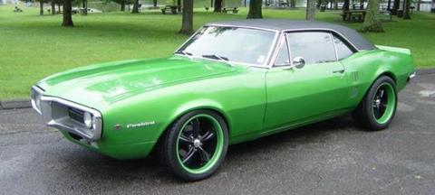 1967 Pontiac Firebird for sale in Hendersonville, TN