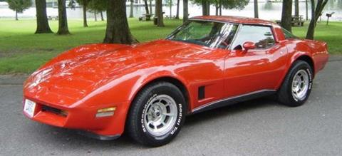 1980 Chevrolet Corvette for sale in Hendersonville, TN