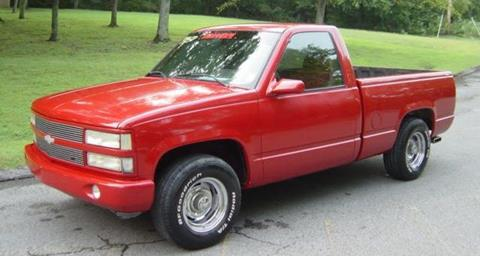 1989 Chevrolet Silverado 1500 for sale in Hendersonville, TN