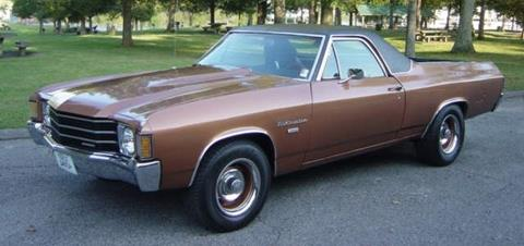 1972 Chevrolet El Camino for sale in Hendersonville, TN