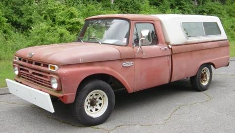1966 Ford F-250 for sale in Hendersonville, TN