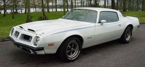 1975 Pontiac Firebird for sale in Hendersonville, TN