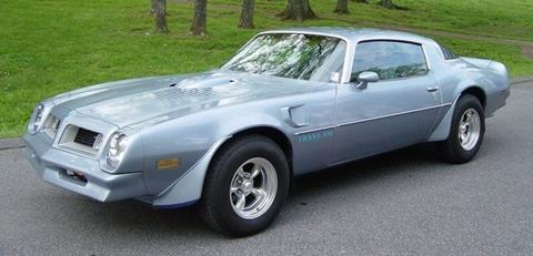 1975 Pontiac Trans Am for sale in Hendersonville, TN