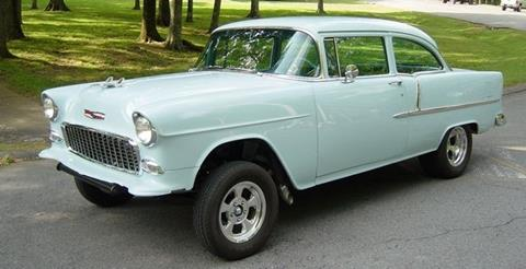 1955 Chevrolet Bel Air For Sale In Hendersonville Tn