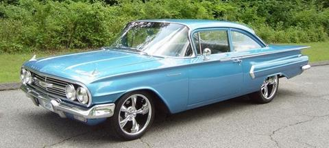 1960 Chevrolet Biscayne for sale in Hendersonville, TN