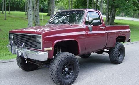 1986 Chevrolet C/K 10 Series for sale in Hendersonville, TN