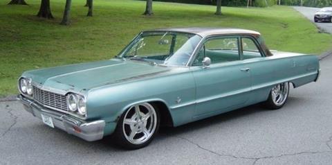 1964 Chevrolet Biscayne for sale in Hendersonville, TN
