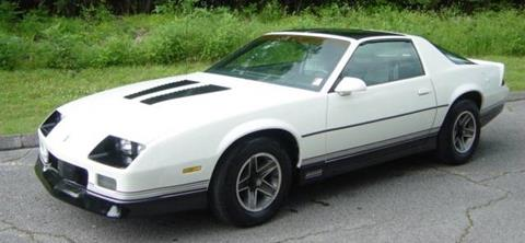 1985 Chevrolet Camaro for sale in Hendersonville, TN
