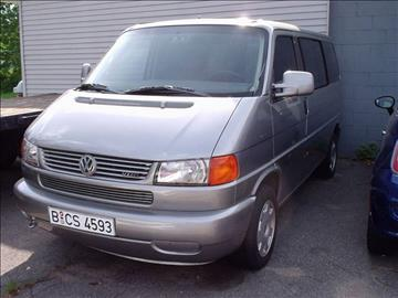 2000 Volkswagen EuroVan for sale in Methuen, MA