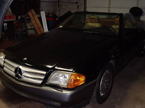 Mercedes benz sl class for sale for Austin rising fast motor cars