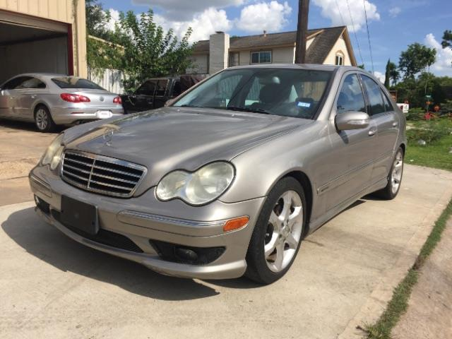 2007 Mercedes-Benz C-Class C 230 Sport 4dr Sedan - Houston TX