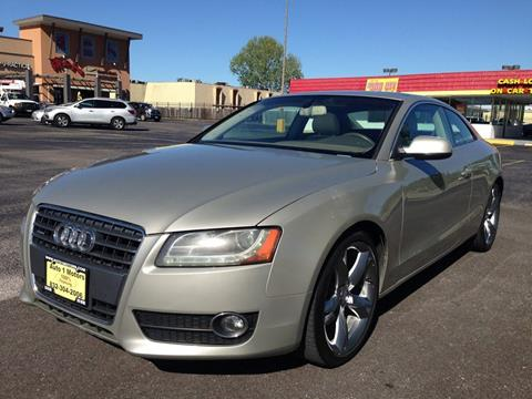 2011 Audi A5 for sale in Houston, TX