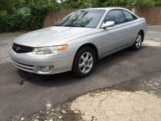 1999 Toyota Camry Solara for sale in North Little Rock, AR