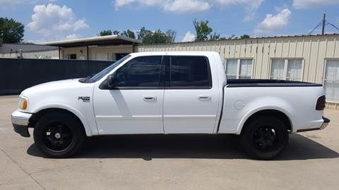 2001 Ford F-150 for sale in North Little Rock, AR