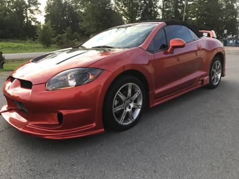 2008 Mitsubishi Eclipse Spyder for sale in Sherwood, AR