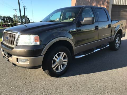 2005 Ford F-150 for sale in Sherwood, AR