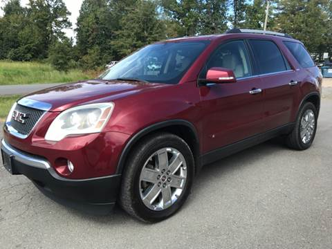 2010 GMC Acadia for sale in Sherwood, AR