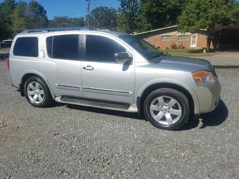 2010 Nissan Armada for sale in North Little Rock, AR