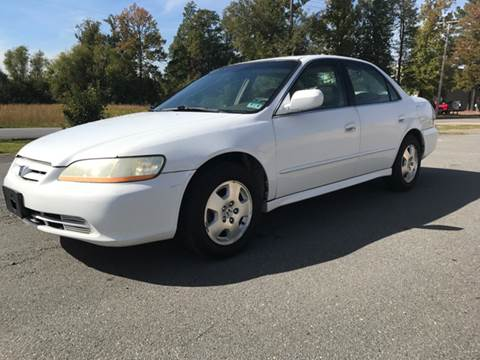 2002 Honda Accord for sale in Sherwood, AR