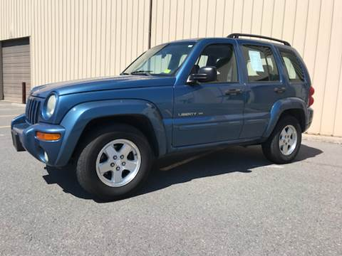 2003 Jeep Liberty for sale in Sherwood, AR