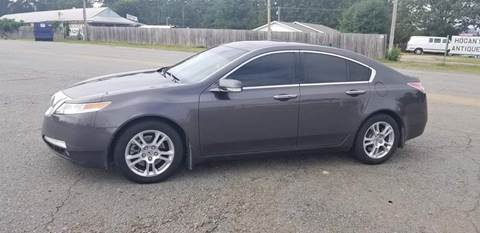 Used Acura TL For Sale In Arkansas Carsforsalecom - Cheap acura tl for sale used