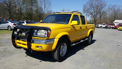 2000 Nissan Frontier for sale in North Little Rock, AR