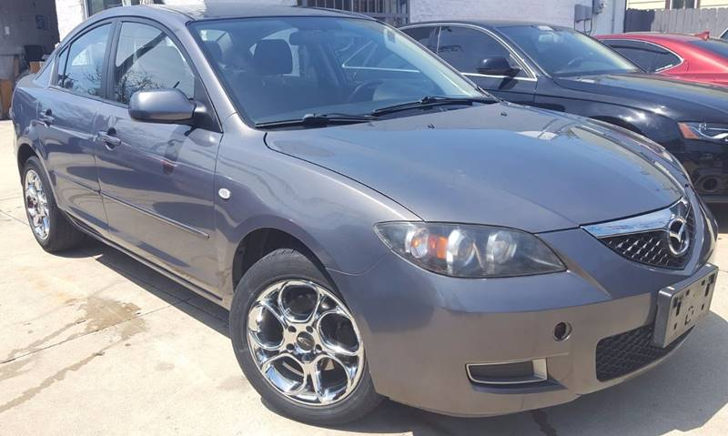 2008 mazda mazda3 i sport in milwaukee wi trans auto. Black Bedroom Furniture Sets. Home Design Ideas