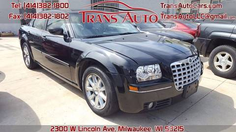 2007 Chrysler 300 for sale at Trans Auto in Milwaukee WI