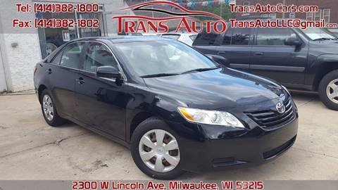 2007 Toyota Camry for sale at Trans Auto in Milwaukee WI