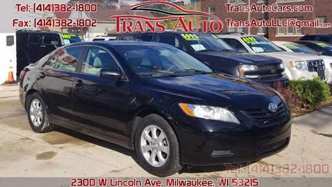 2009 Toyota Camry for sale at Trans Auto in Milwaukee WI
