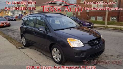 2008 Kia Rondo for sale at Trans Auto in Milwaukee WI