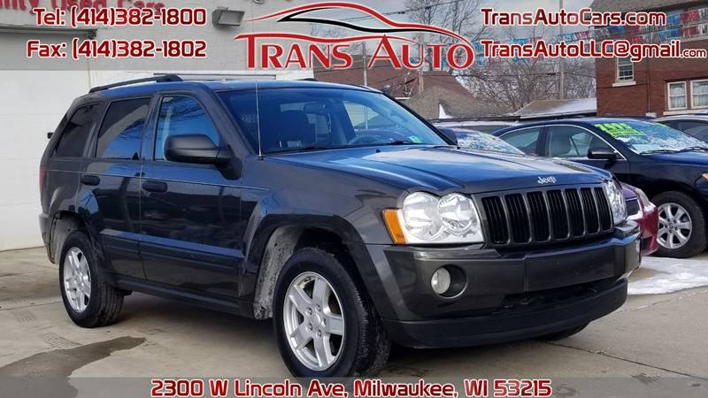 2005 Jeep Grand Cherokee for sale at Trans Auto in Milwaukee WI