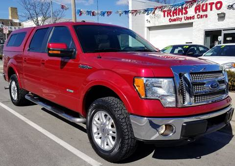 2011 Ford F-150 for sale at Trans Auto in Milwaukee WI