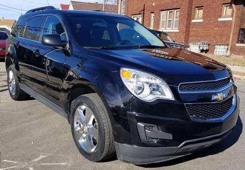 2012 Chevrolet Equinox for sale at Trans Auto in Milwaukee WI