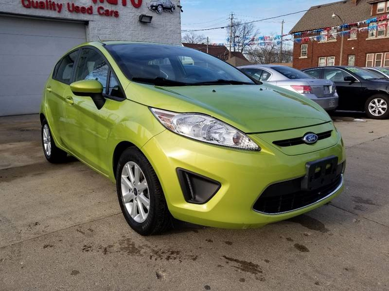 2011 Ford Fiesta for sale at Trans Auto in Milwaukee WI
