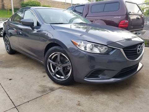 2014 Mazda MAZDA6 for sale at Trans Auto in Milwaukee WI