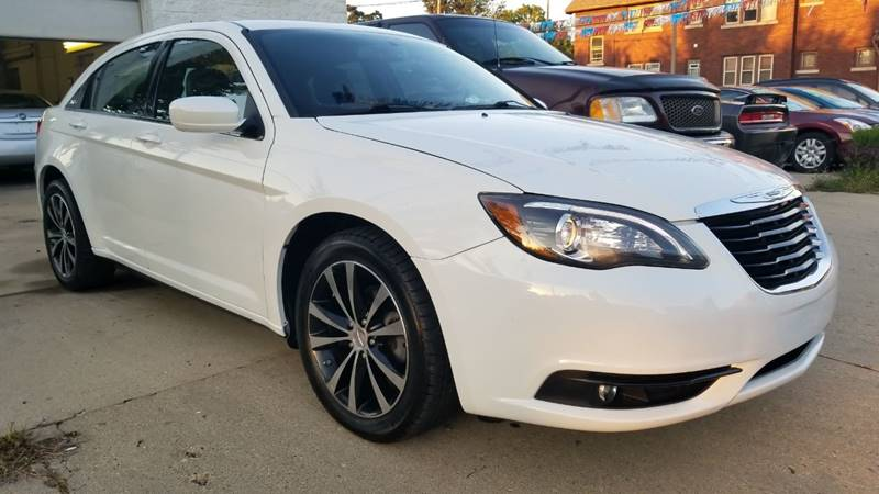 2011 Chrysler 200 for sale at Trans Auto in Milwaukee WI