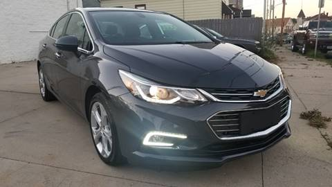 2017 Chevrolet Cruze for sale at Trans Auto in Milwaukee WI