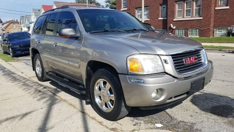 2002 GMC Envoy for sale at Trans Auto in Milwaukee WI