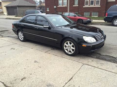 2005 Mercedes-Benz S-Class for sale in Milwaukee, WI