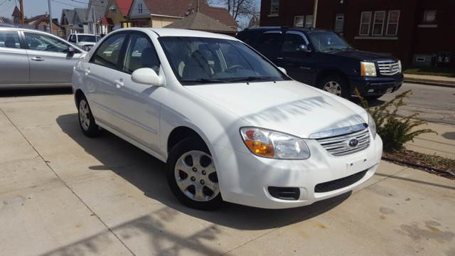 2007 Kia Spectra for sale at Trans Auto in Milwaukee WI
