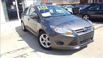 2014 Ford Focus for sale at Trans Auto in Milwaukee WI