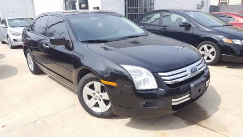 2009 Ford Fusion for sale at Trans Auto in Milwaukee WI