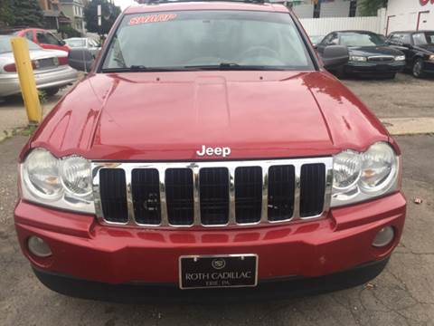 2006 Jeep Grand Cherokee for sale in Erie, PA