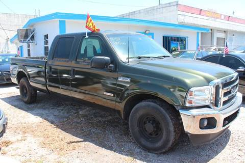 2003 Ford F-350 Super Duty for sale at IRON CARS in Hollywood FL