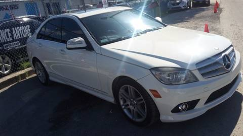 2008 Mercedes-Benz C-Class for sale at IRON CARS in Hollywood FL