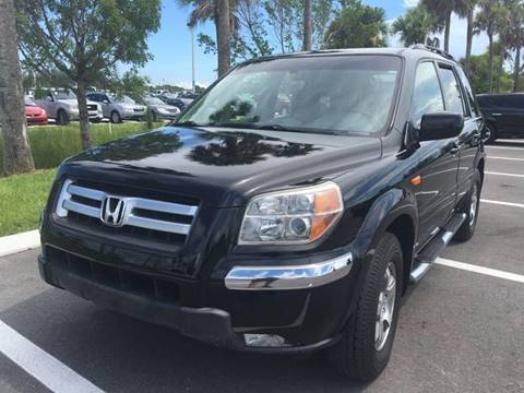 2007 Honda Pilot for sale at IRON CARS in Hollywood FL