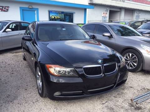 2008 BMW 3 Series for sale at IRON CARS in Hollywood FL